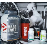 Proteina Combo Super Mass Musculo