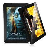 Tablet Android 4.2 De 7 Pulg Doble Camara, Entrega Inmediata