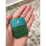 Memoria Para Playstation 2
