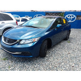 Honda Civic Full 2013 Recien Importado