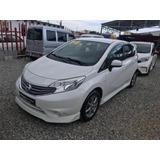 Nissan Note La Mas Full Inicial Desde 155mil
