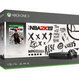 Xbox One X  Version Nba2k19