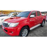 Toyota Hilux Roja 2015