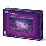 Nintendo New 3ds Xl Galaxy Style Edition Consola Portatil