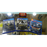 The Order 1886, Metal Gear Survive, Dragon Quest Heroes