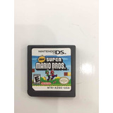 Súper Mario Bros Nintendo Ds
