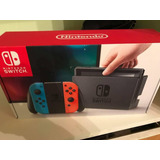 Nintendo Switch 32gb Nuevos + 5 Juegos Gratis + Accesorios