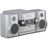 Equipo De Sonido Estéreo Estantería De Cd De 5 Dis