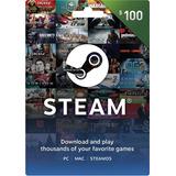 $100 Tarjeta De Regalo De Steam