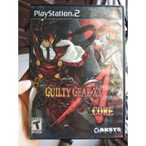 Guirty Gear Xx Core Ps2