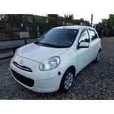 Vendo Nissan March 2013 Inicial 30,000 Financiamiento Dispon
