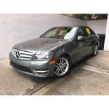 Mercedes Benz Clase C C250 Full Clean
