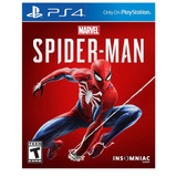 Marvel Spiderman Juego Para Playstation 4 Ps4