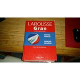Larousse Gran Diccionario Español - Frances