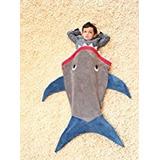 Shark Blanket For Kids (cobija De Tiburon Para Niños)