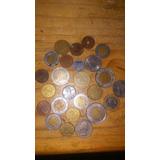Coleccion De Monedas Antiguas Diferentes Paises