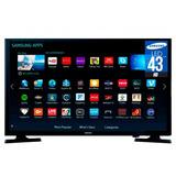 Tv Smart Samsung 43 Pulgs. Full Hd 1080p Wifi