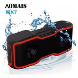 Bocina Bluetooth Potente A Prueba Agua Aomais Sport Original