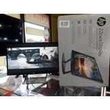 Monitor  Hd Gamer  22  Ips  New  Led