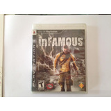 Infamous Playstation 3 Ps3