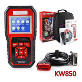 Escaner  Avanzado Obdii / Eobd / Obd2 Para Vehículos Kw850