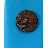 Moneda De 1 Centavo Dólar Del 1963