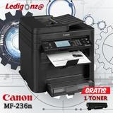 Impresora Multifuncional Canon Mf-236n-gratis Un Toner