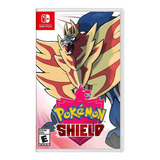 Pokemon Shield Para Nintendo Switch