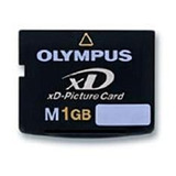 Memoria Xd ( Olympus ), 1gb Original , Sellada En Su Empaque