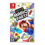 Super Mario Party Juego Para Nintendo Switch