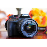 Canon 100d (sl1) Impecable!