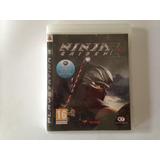 Ninja Gaiden 2 Playstation 3 Ps3