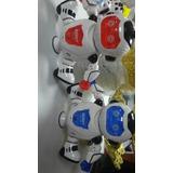 Robot Canta, Baila Y Destella Luz Y Laser