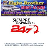 Eight Brother Rent Car, Alquiler, Autos, Coches, Yipetas, Rd