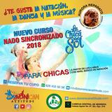 Curso Y Clases De Nado Sincronizado En Santo Domingo Utesa