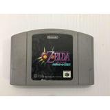 Zelda Mejora Mask Nintendo 64