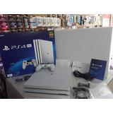 Consola Sony Playstation 4 Pro 3 Juegos Y 2 Controles .