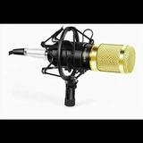 Microfono Original Bm 800 Base De Metal +envio (leer)
