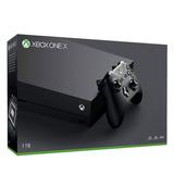 Xbox One X 1tb Consola De Videojuegos Uhd 4k 1 Control