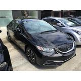 Honda Civic 2014 Ex