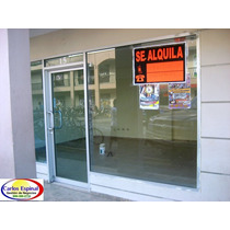 Local Disponible En Plaza Comercial De Alquiler En Higuey
