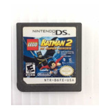 Lego Batman 2 Nintendo Ds