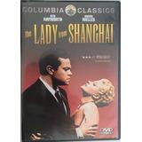 Dvd Lady Of Shanghai (rita Halyworth-orson Welles)