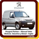 Peugeot Partner Citroen Berlingo Manual Taller Diagramas