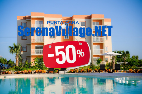 Serena Village Alquiler Punta Cana Apartamento Vacacional