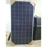 Panales Solares 330 Watts Certificado Americano Black Friday