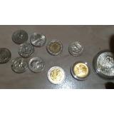 Monedas Antiguas I Protegidas  De Coleccion