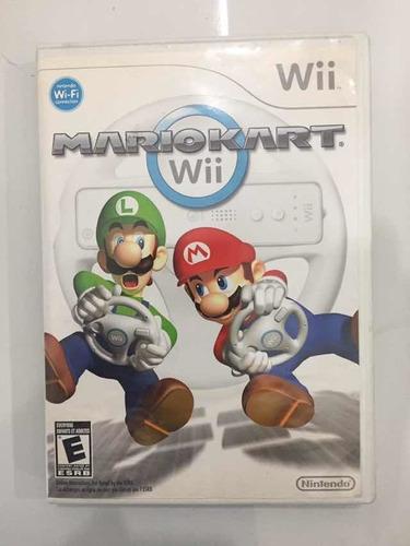Mariokart Nintendo Wii