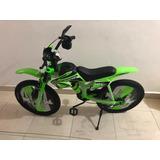 Bicicleta Moto Tipo Motocross Para Niños / Soy Tienda