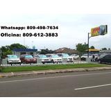 Globo, Rent, A Car, Aeropuerto Del Cibao, Santiago, Rep. Dom